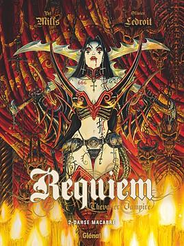 Requiem Chevalier Vampire 2 - Danse macabre