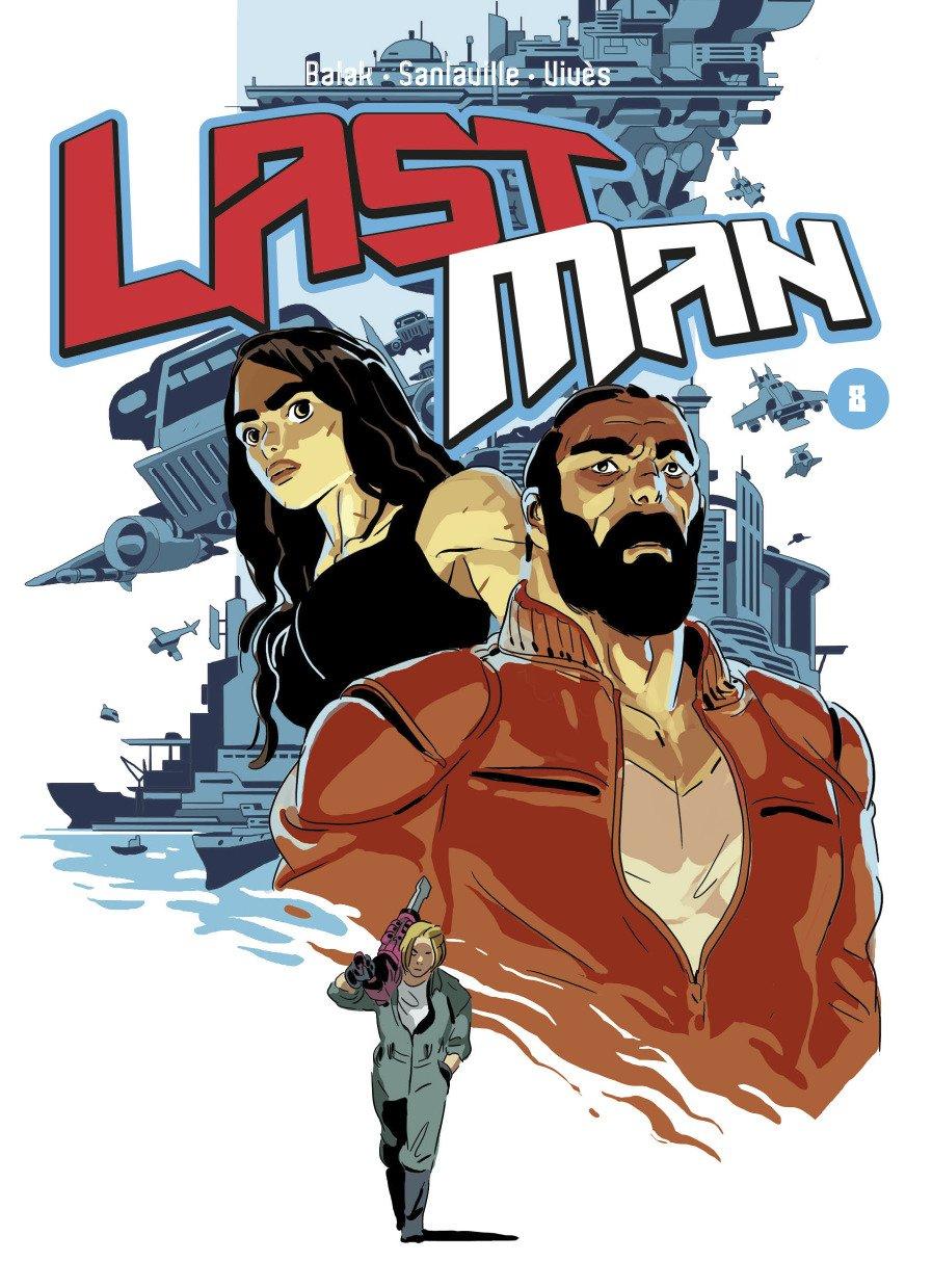 Last man 8 - Tome 8