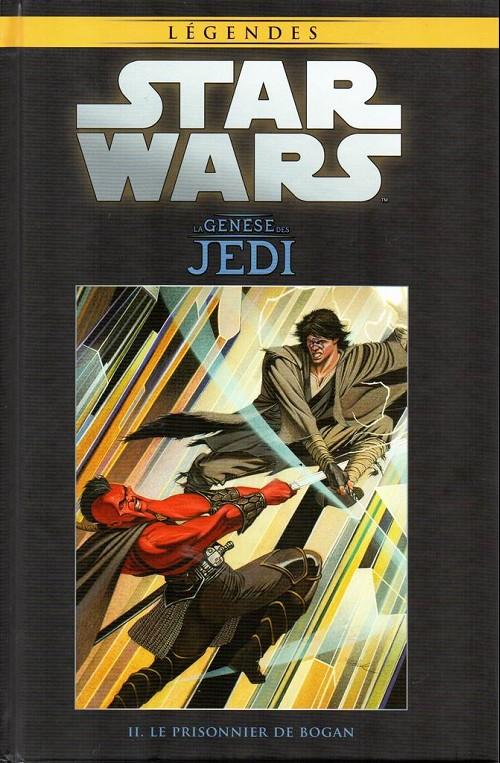 Star Wars - La Collection de Référence 2 - 2. La Genèse des Jedi : II - Le Prisonnier de Bogan