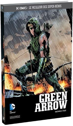 DC Comics - Le Meilleur des Super-Héros 12 - Green Arrow - Machine à tuer