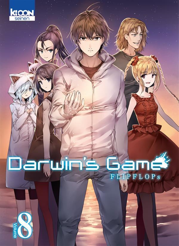 Darwin's Game 8