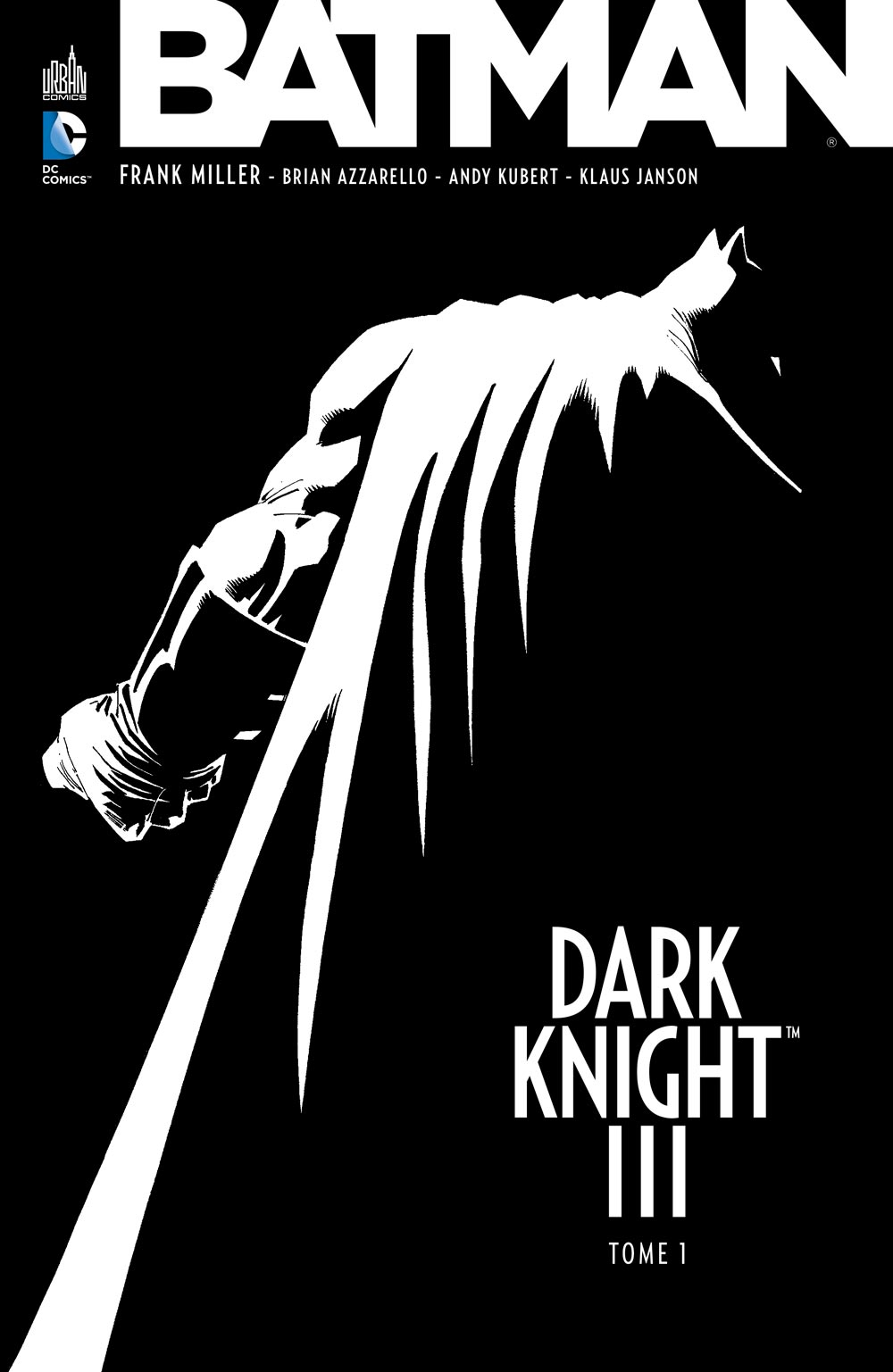 Dark Knight III - The Master Race 1 - Tome 1