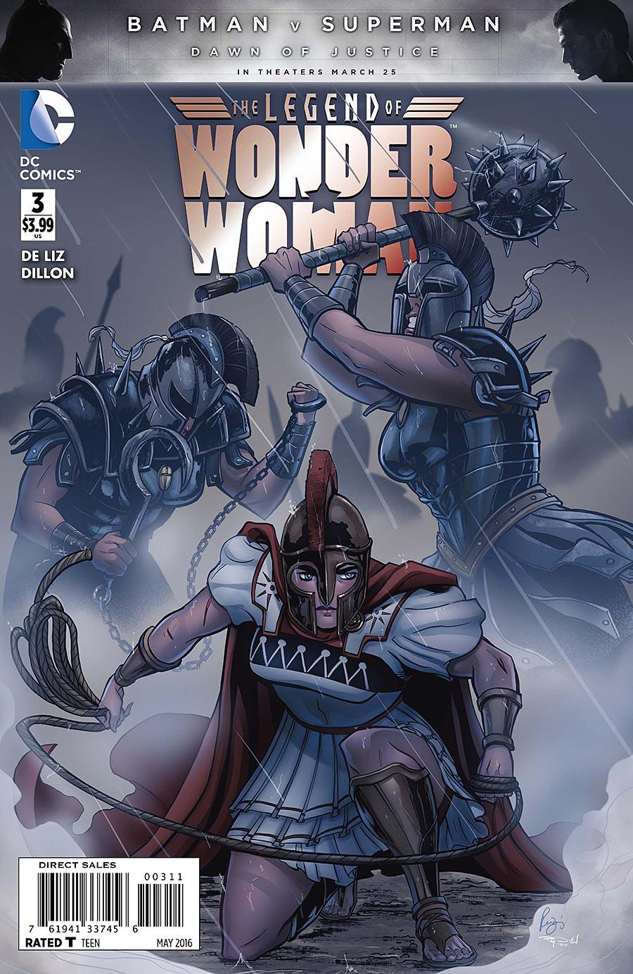 The Legend of Wonder Woman 3