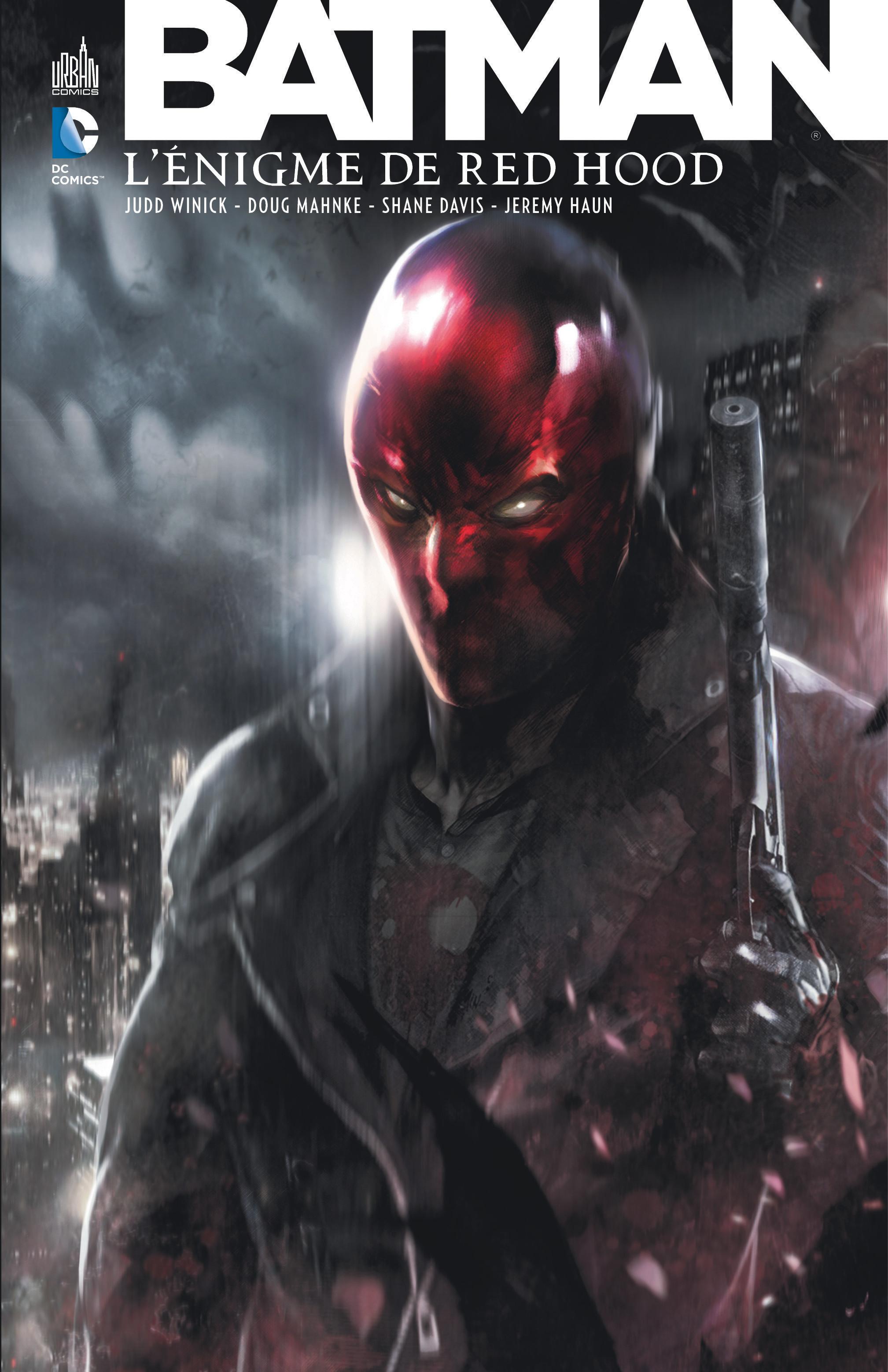 Batman - L'Enigme de Red Hood 1 - Batman - L'énigme de Red Hood
