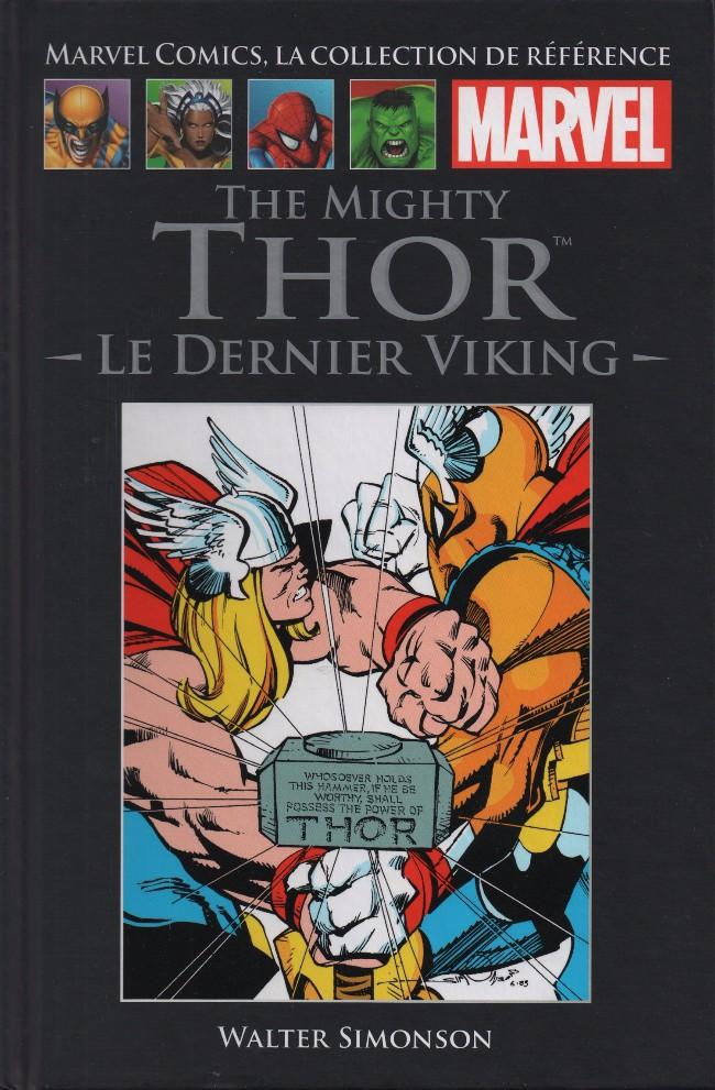 Marvel Comics, la Collection de Référence 6 - The mighty Thor - Le dernier Viking