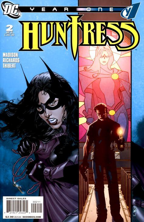 Huntress - Year One 2 - Part 2: La Donna E Mobile
