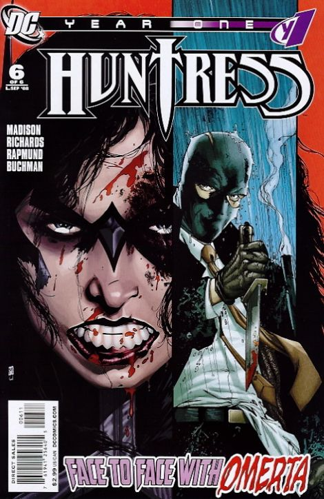 Huntress - Year One 6 - Part 6: The Prodigal Daughter Returns