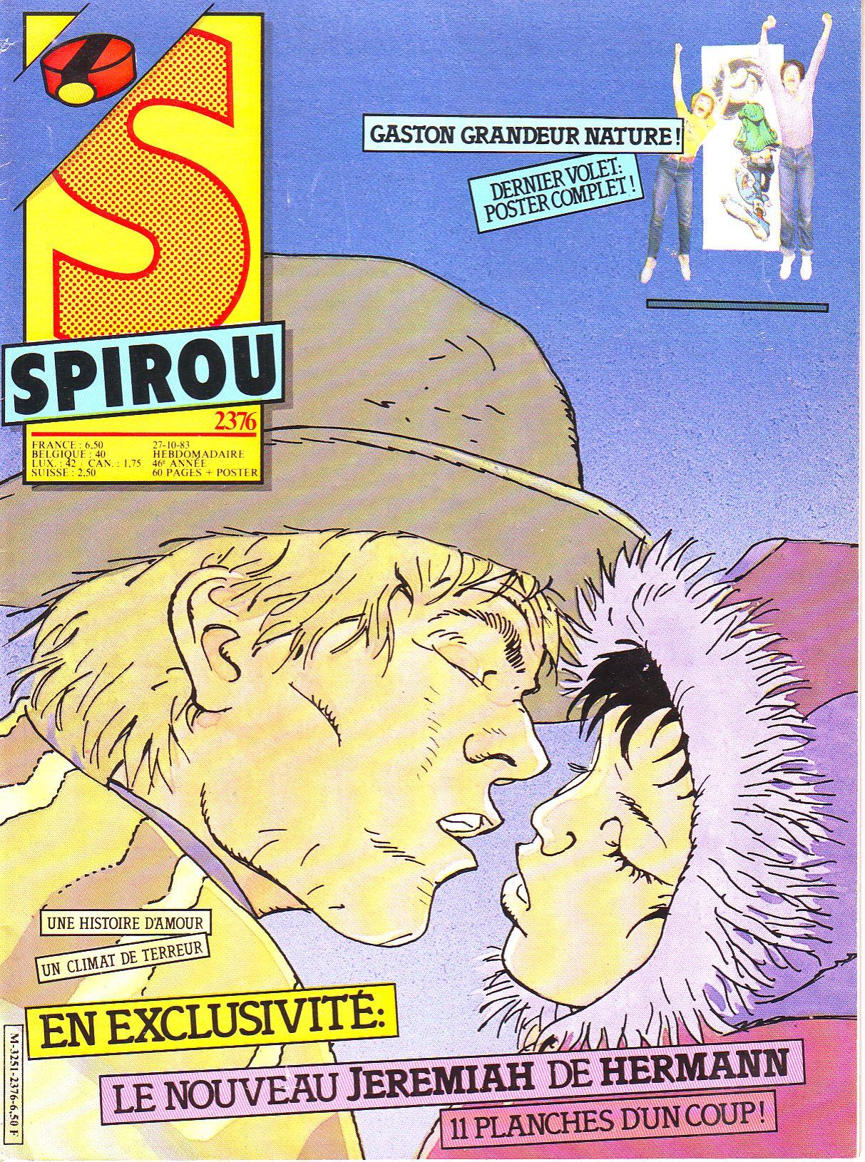 Le journal de Spirou 2376