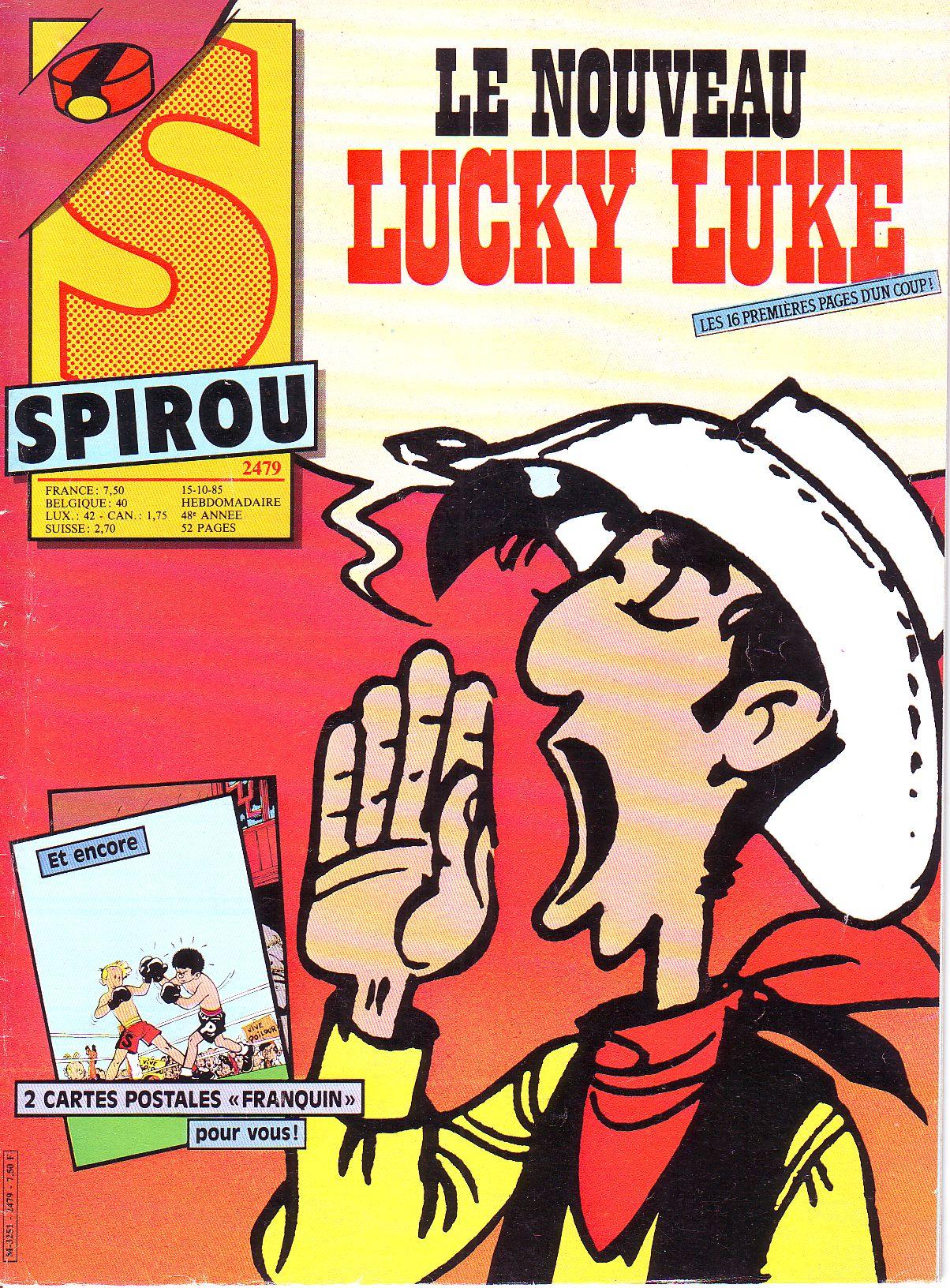 Le journal de Spirou 2479