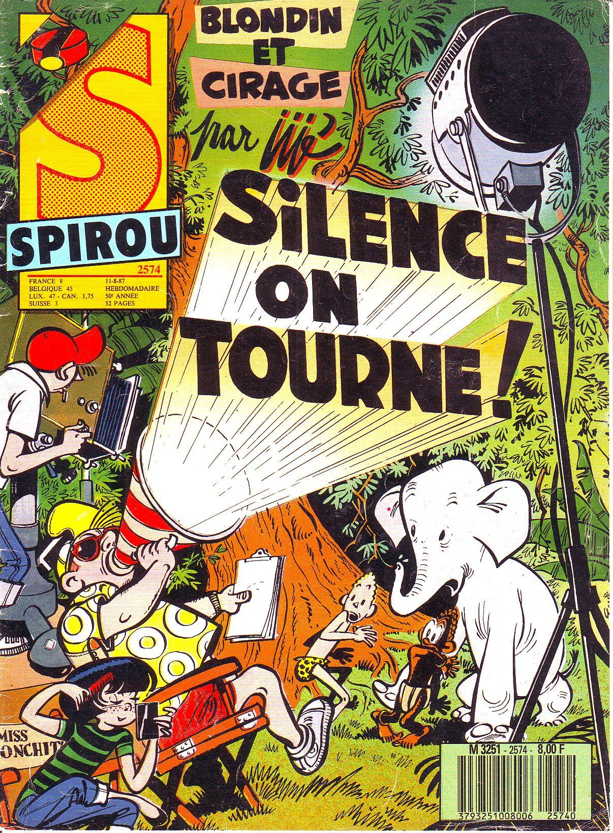Le journal de Spirou 2574
