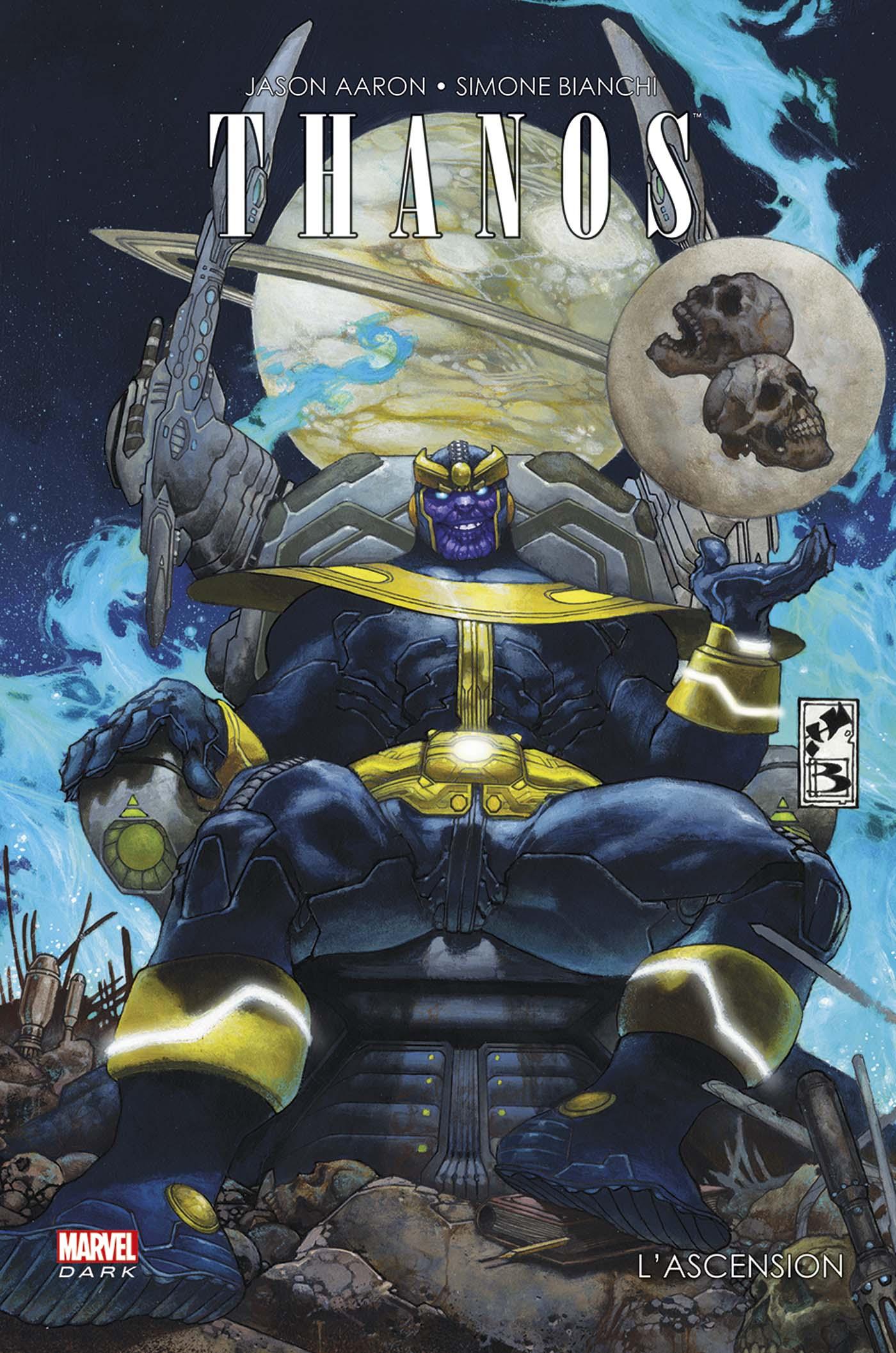 Thanos - L'Ascension de Thanos 1