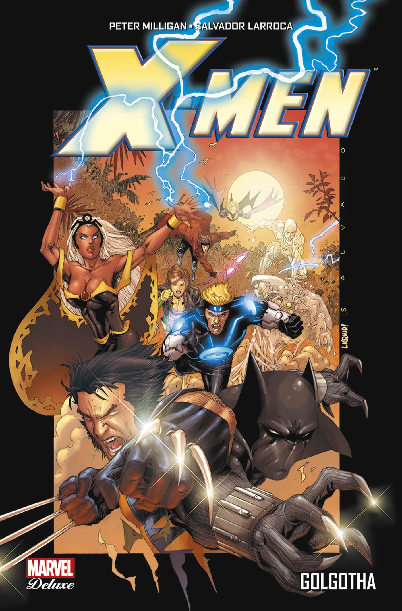 X-Men 1 - Golgotha