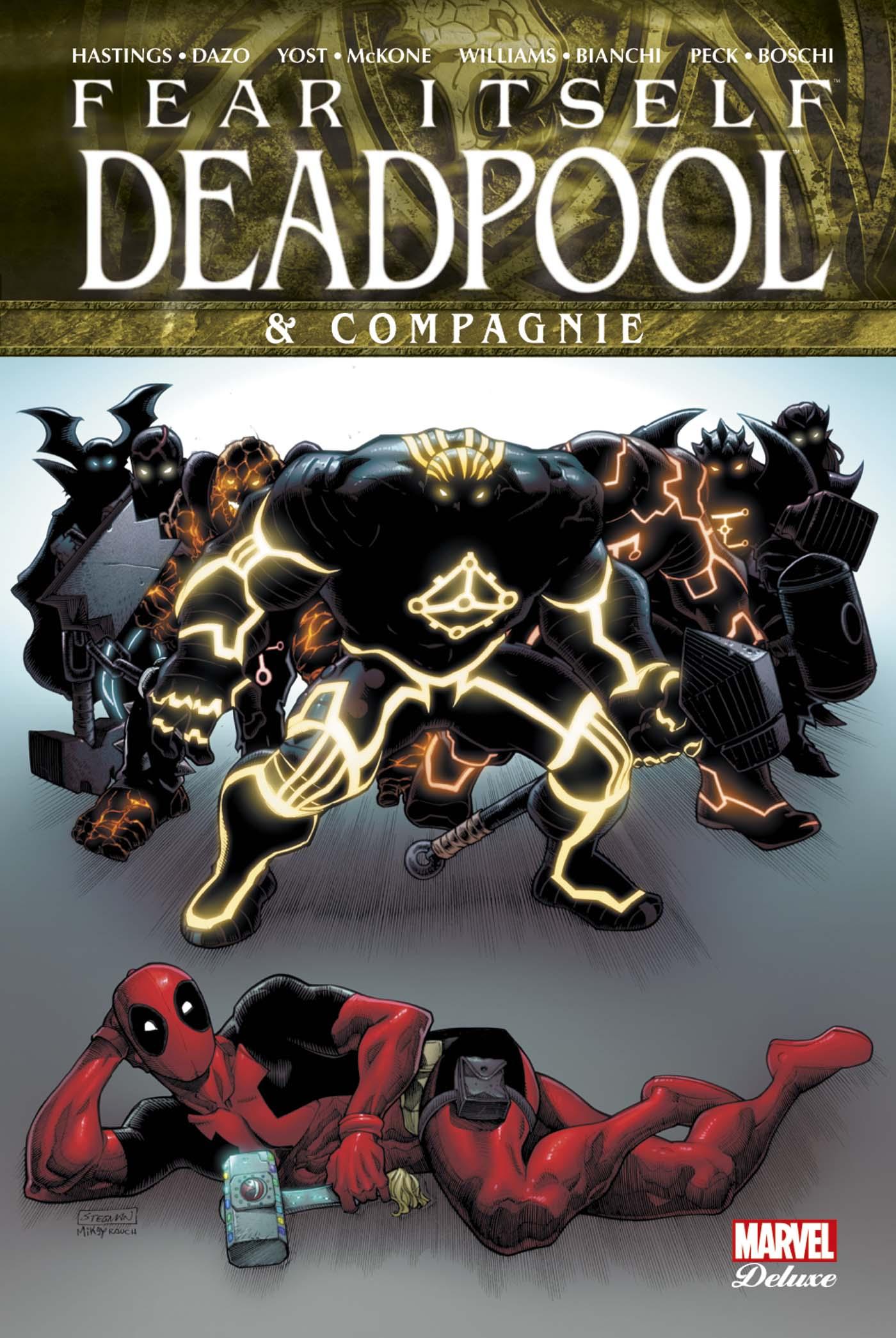Fear itself - Deadpool & Cie 1