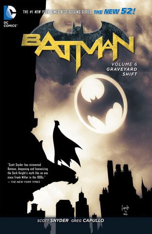 Batman 6 - Graveyard Shift