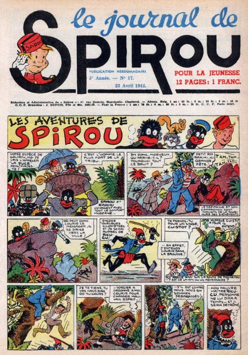 Le journal de Spirou 210