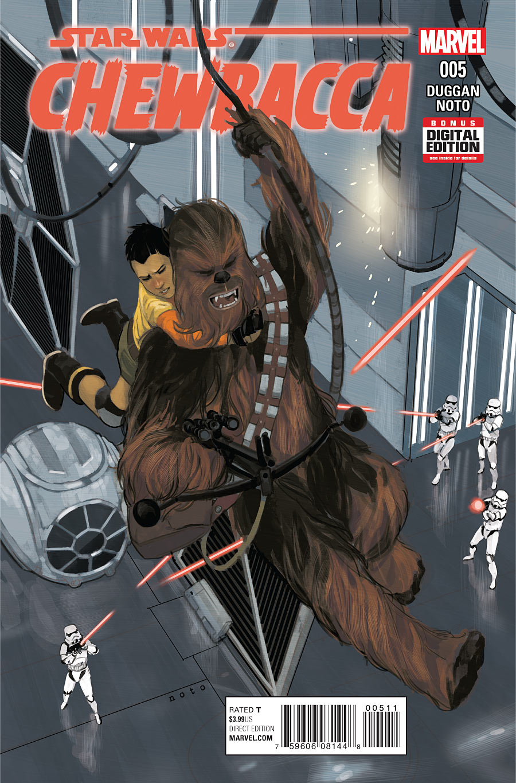 Chewbacca 5 - Part 5