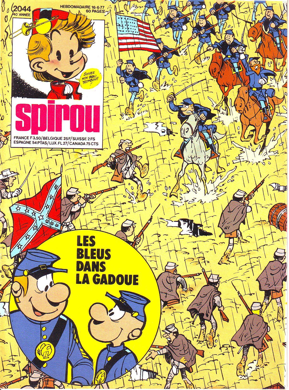 Le journal de Spirou 2044