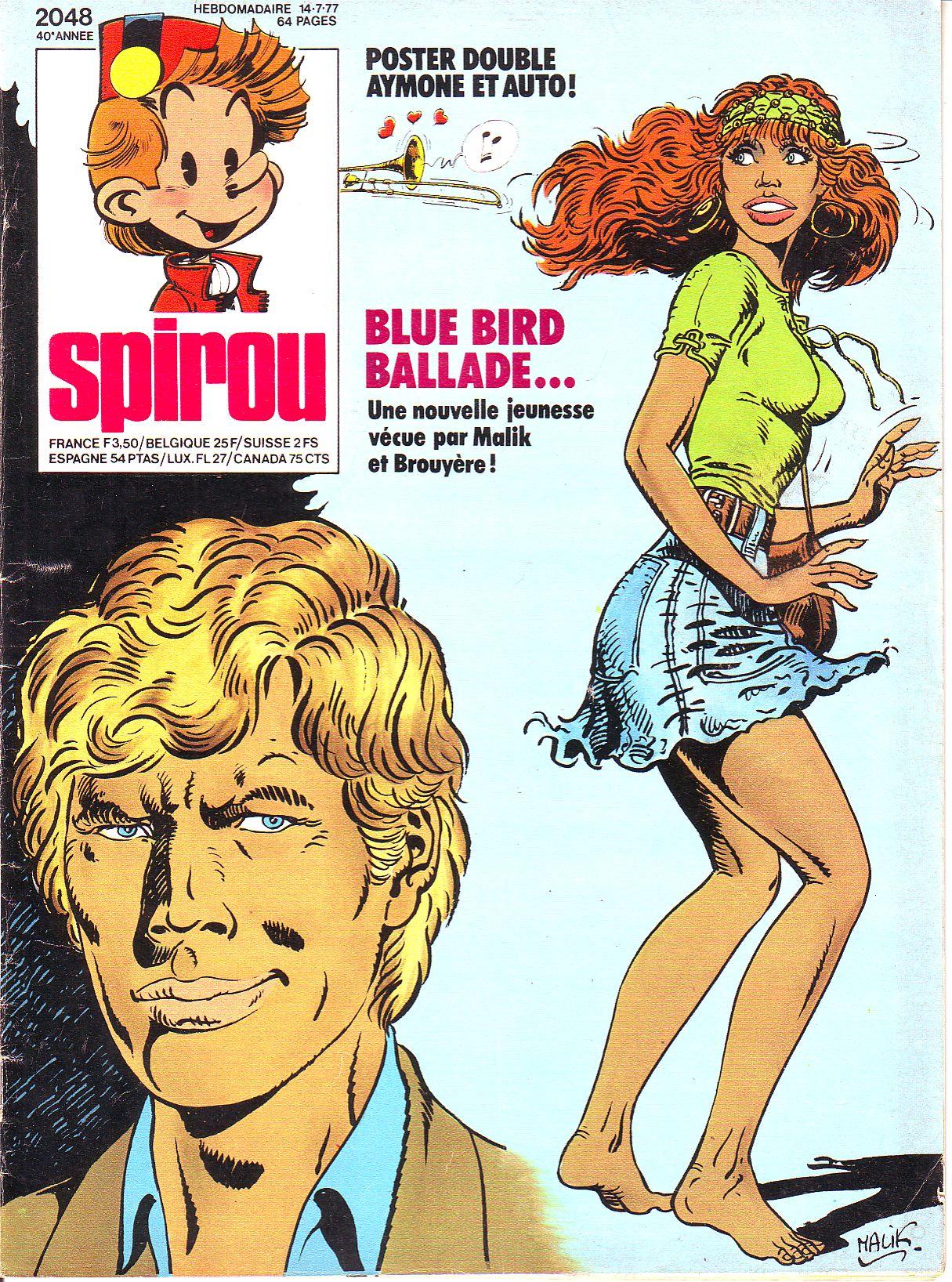 Le journal de Spirou 2048
