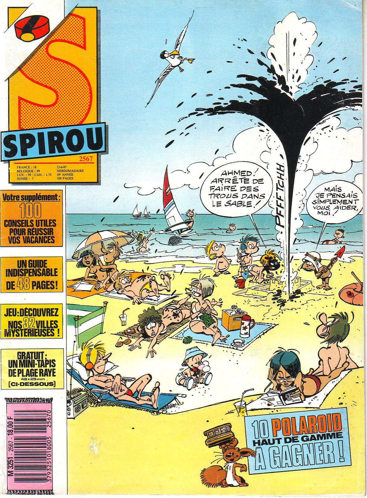 Le journal de Spirou 2567