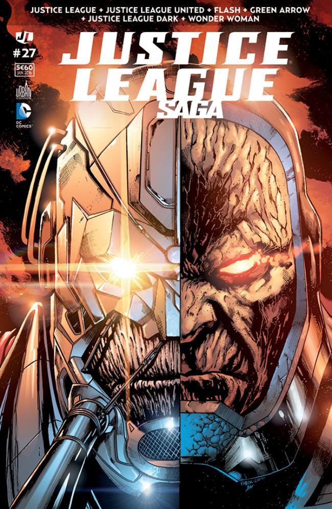 Justice League Saga 27