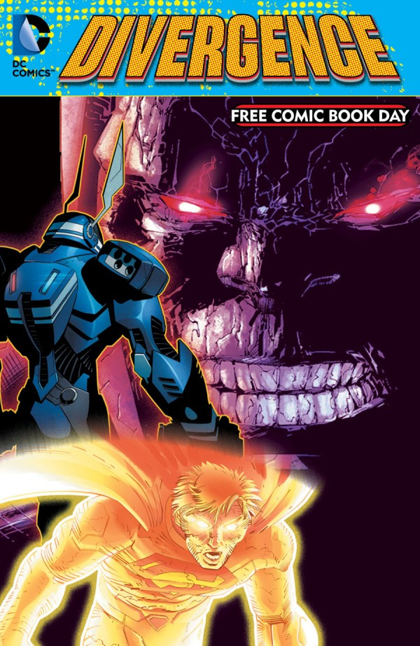 Free Comic Book Day 2015 - Divergence 1