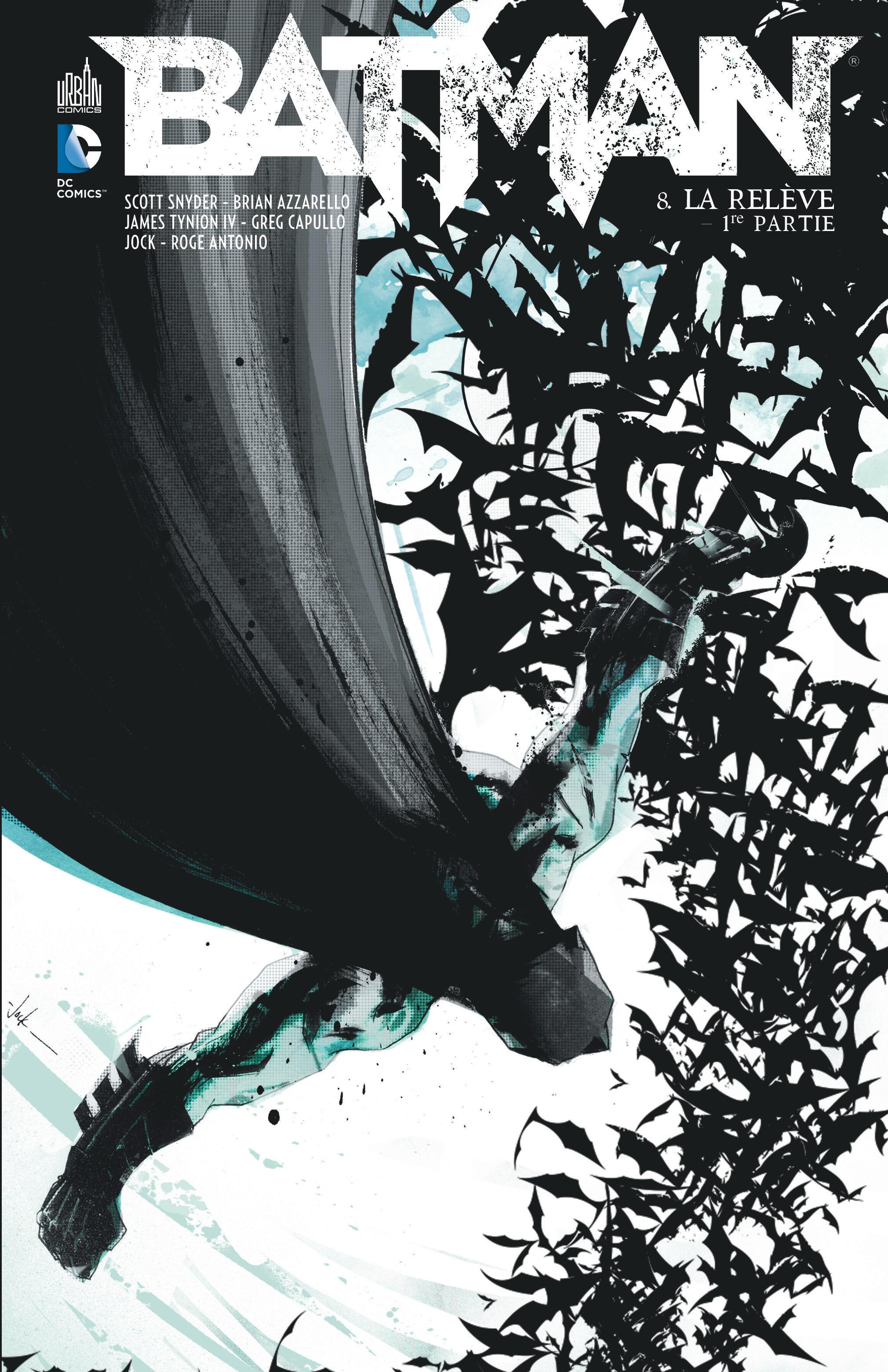 Batman 8 - La Relève, 1ere partie