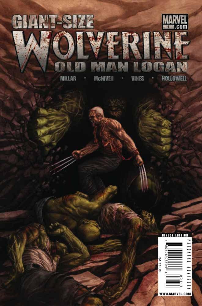Wolverine - Old Man Logan Giant-Size 1