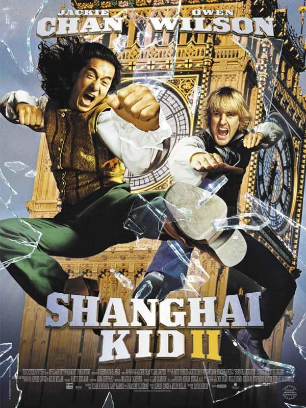 Shanghaï kid II 0