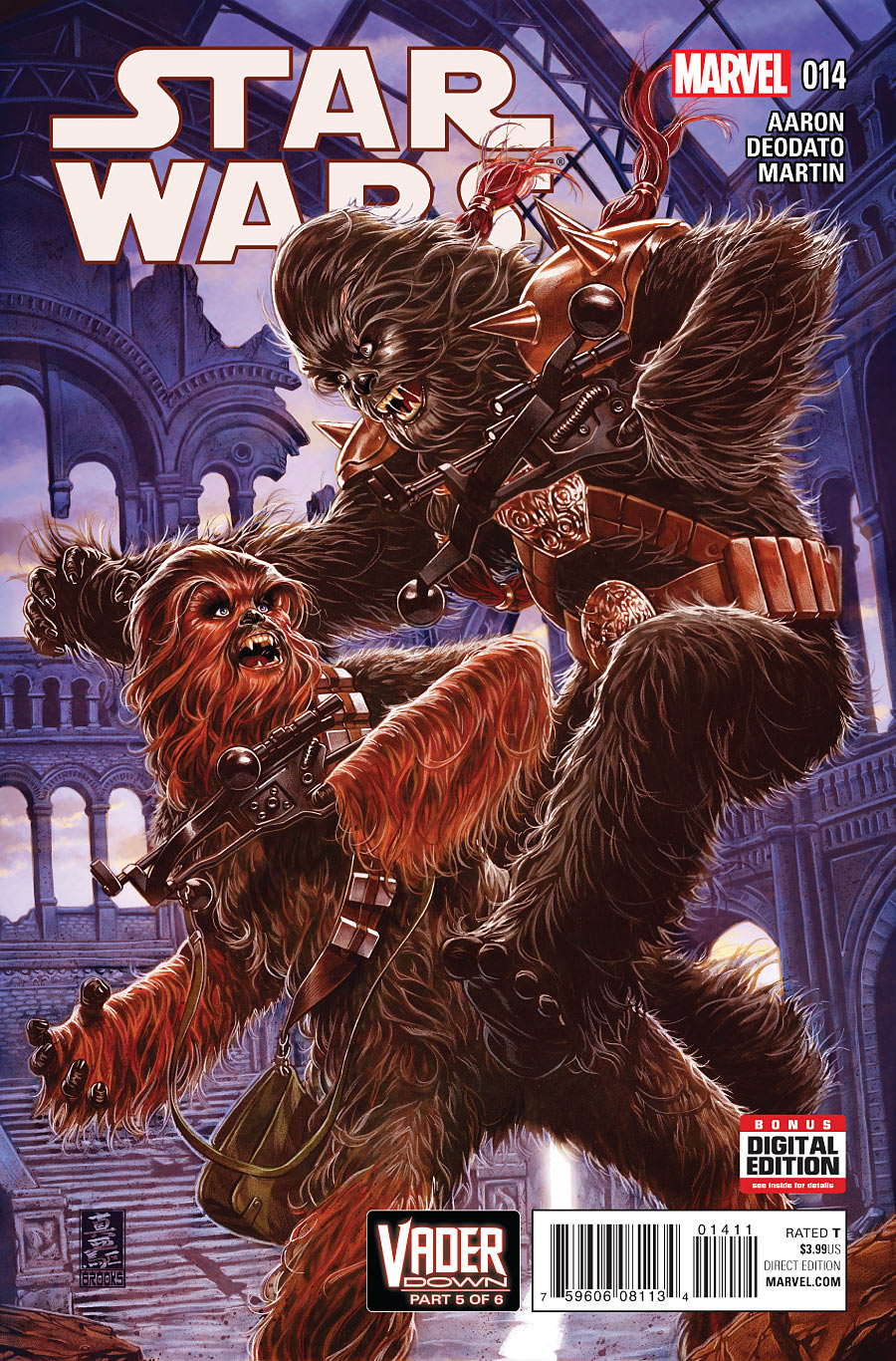 Star Wars 14 - Book III - Part V - Vader Down