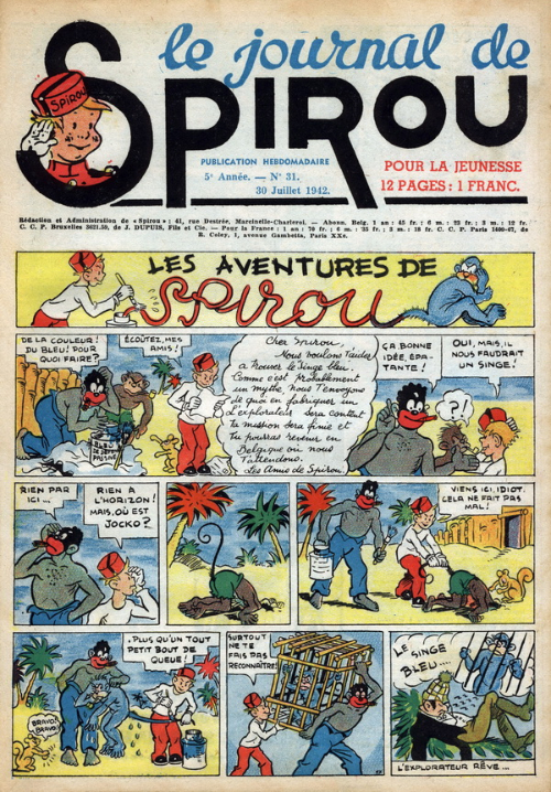 Le journal de Spirou 224