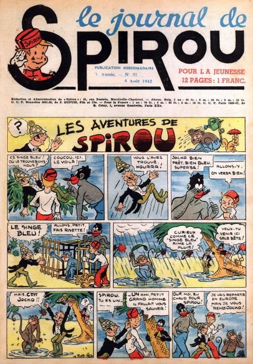 Le journal de Spirou 225