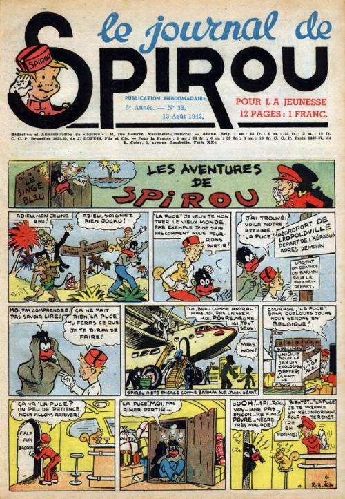 Le journal de Spirou 226
