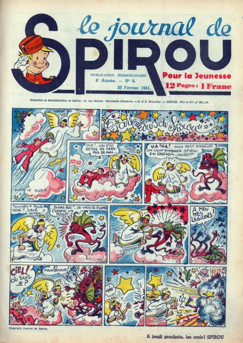 Le journal de Spirou 149