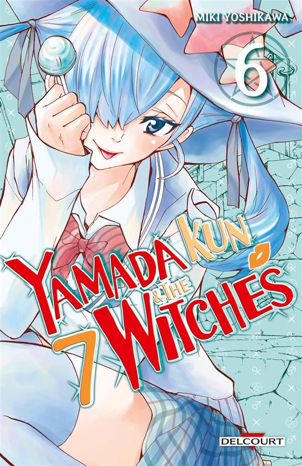 Yamada kun & The 7 Witches 6
