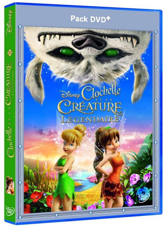 CLOCHETTE et la CREATURE LEGENDAIRE 1 - Clochette et la Créature Légendaire