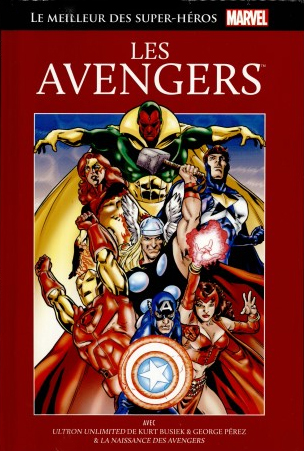 Le Meilleur des Super-Héros Marvel 1 - Les Avengers