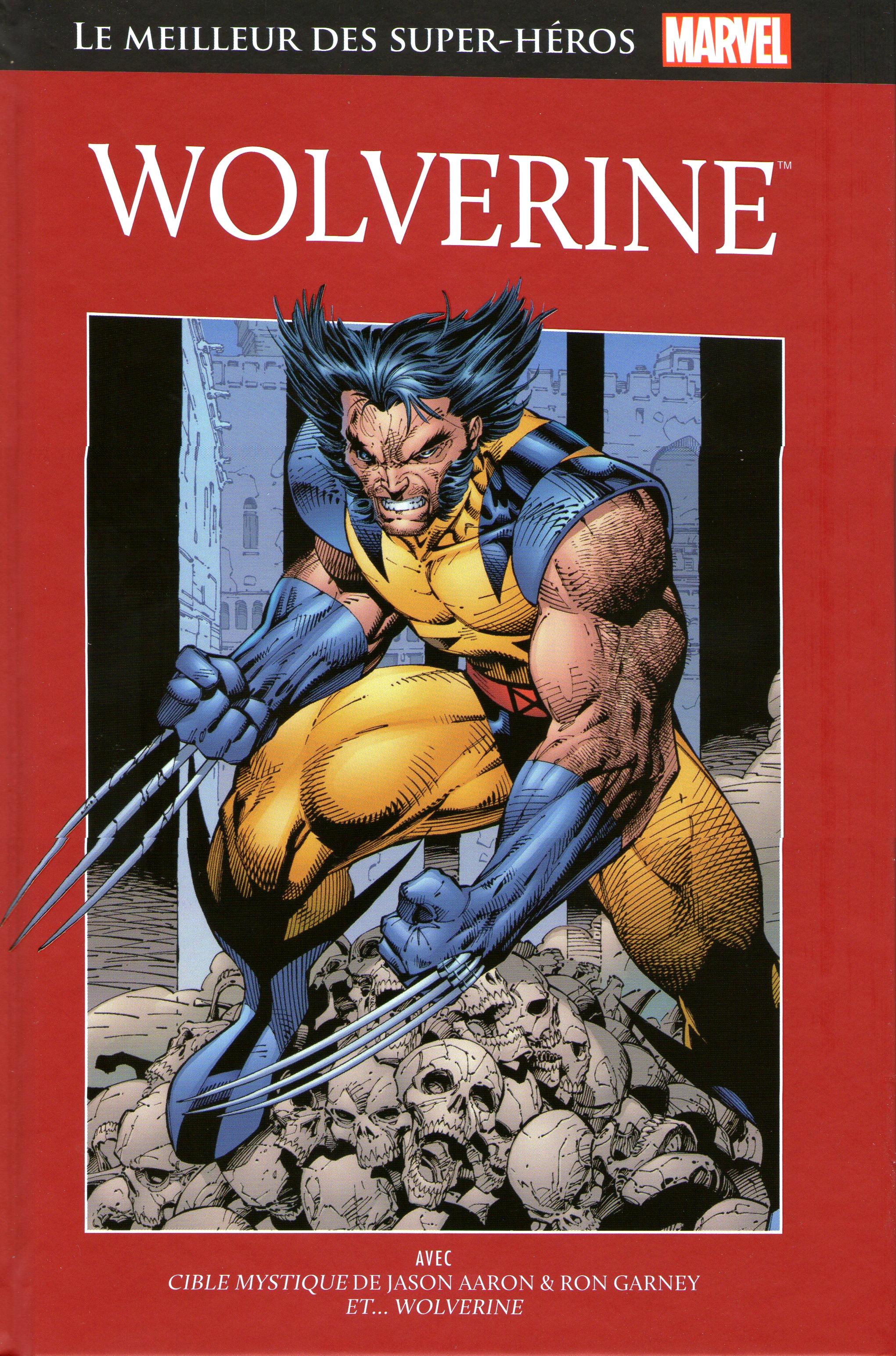 Le Meilleur des Super-Héros Marvel 3 - Wolverine
