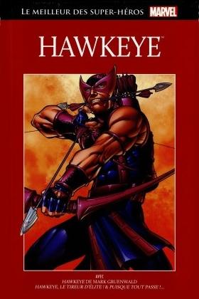 Le Meilleur des Super-Héros Marvel 4 - Oeil-de-Faucon