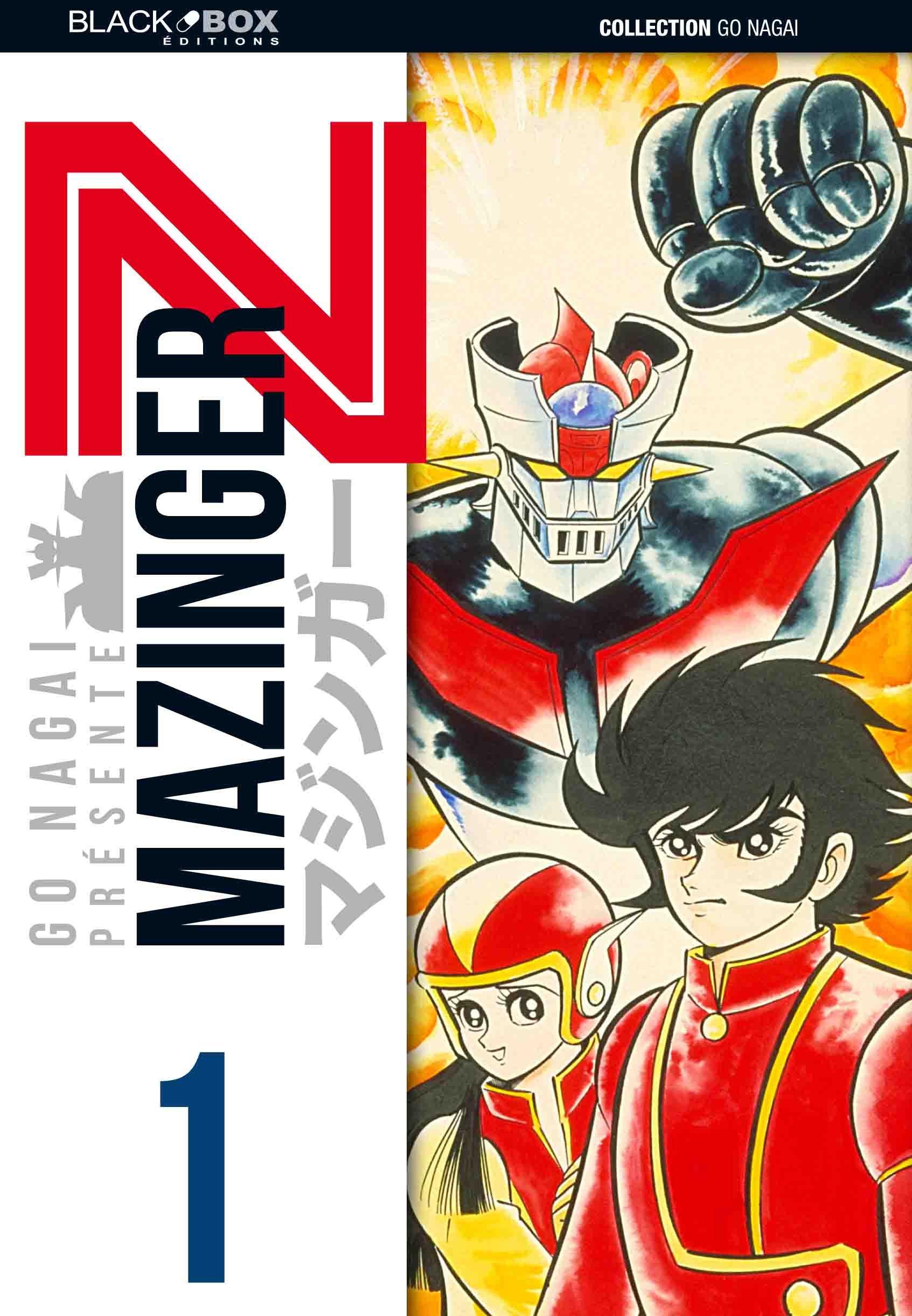 Mazinger Z 1