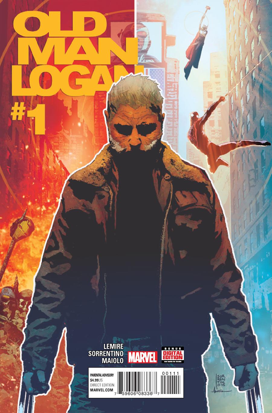 Old Man Logan 1 - Berseker