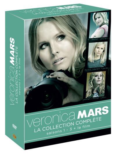 Veronica Mars 1 - Veronica Mars Intégrale saisons 1 à 3 + film
