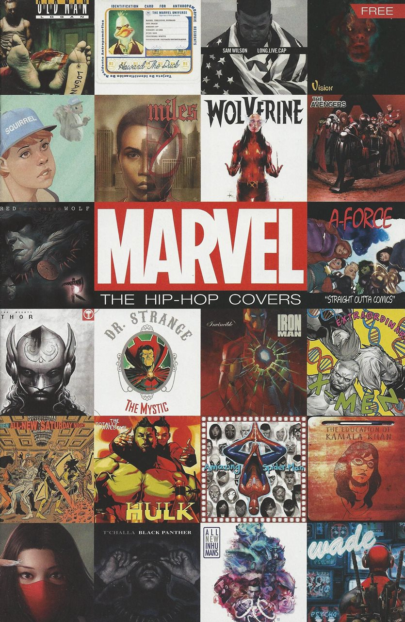 Marvel - The Hip Hop Covers Vol.2 1