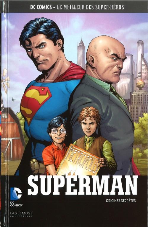 DC Comics - Le Meilleur des Super-Héros 13 - Superman - Orgines secrètes