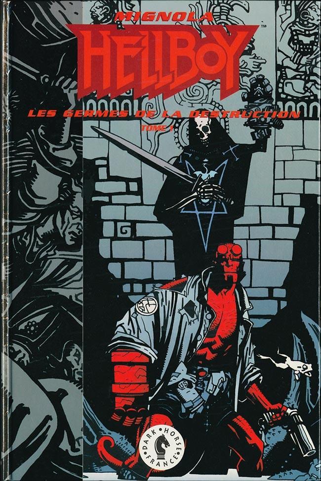 Hellboy 1 - Hellboy - Les Germes de la Destruction