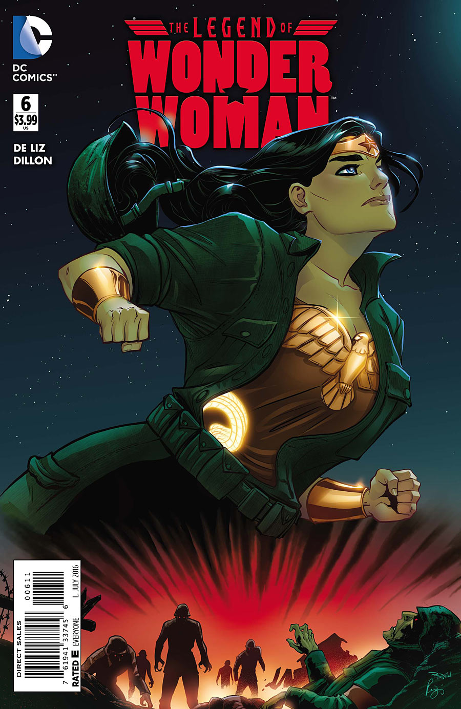 The Legend of Wonder Woman 6