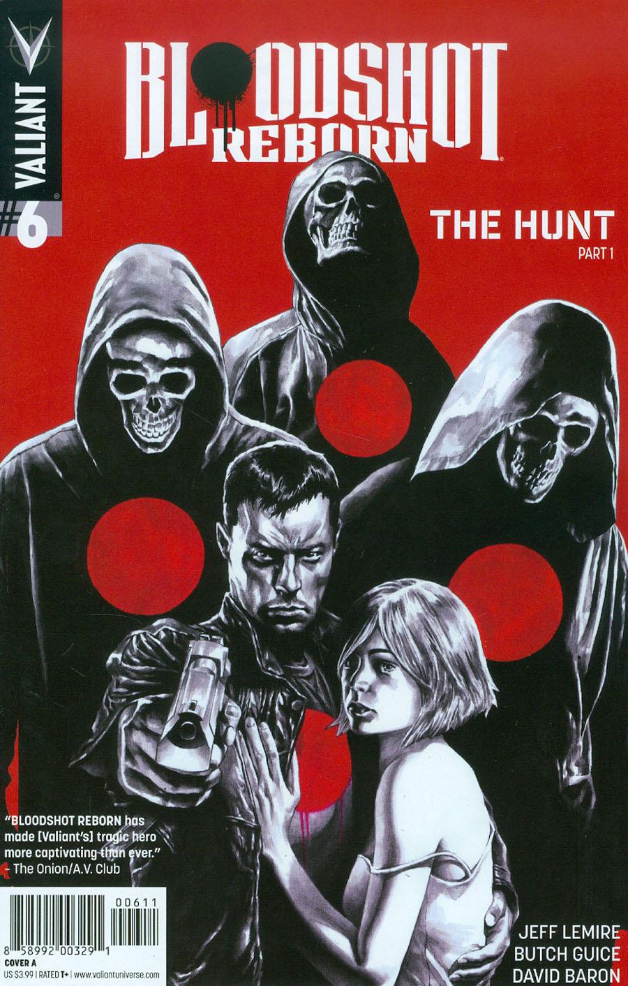 Bloodshot Reborn 6 - The Hunt Part 1