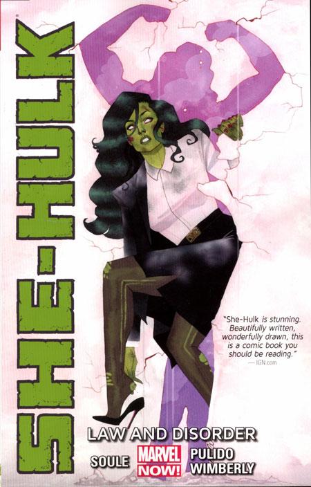 Miss Hulk 1 - Law And Disorder