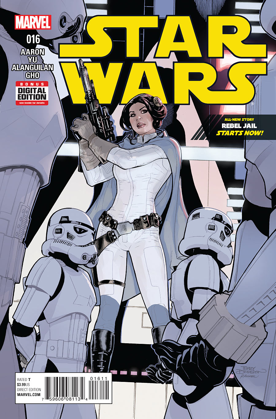 Star Wars 16 - Book IV - Part I - Rebel Jail