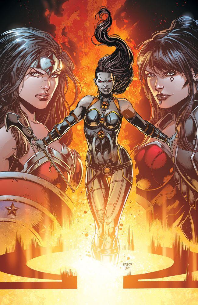 Justice League - Darkseid War Special 1