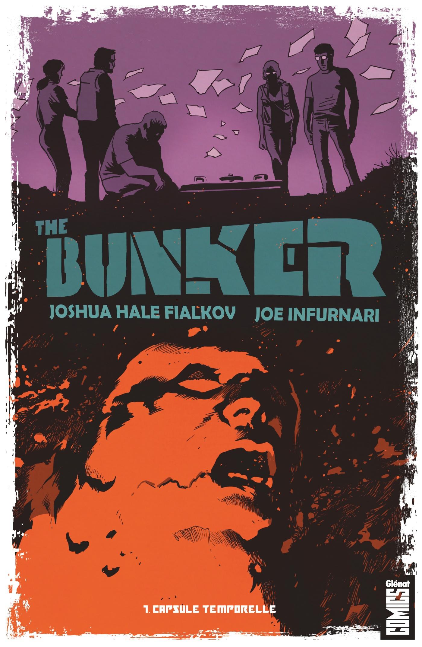 The Bunker 1 - Capsule temporelle